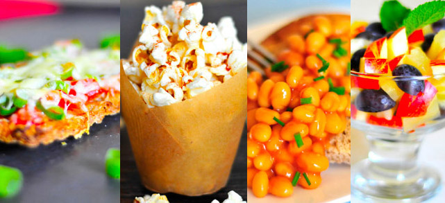 10 Surprising 100 Calorie Snacks