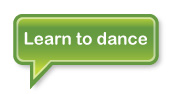 Learn to dance video wall
