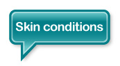 Skin conditions video wall