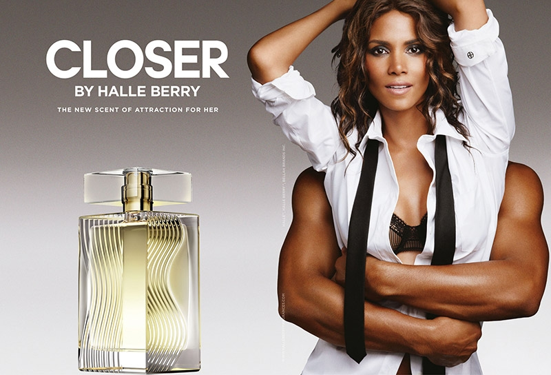 Closer by Halle Berry - Expose Perfume of the Year 2013!
