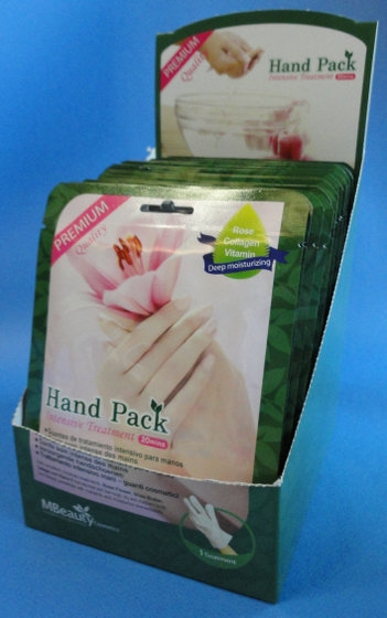 Hand Pack Intensive Treatment