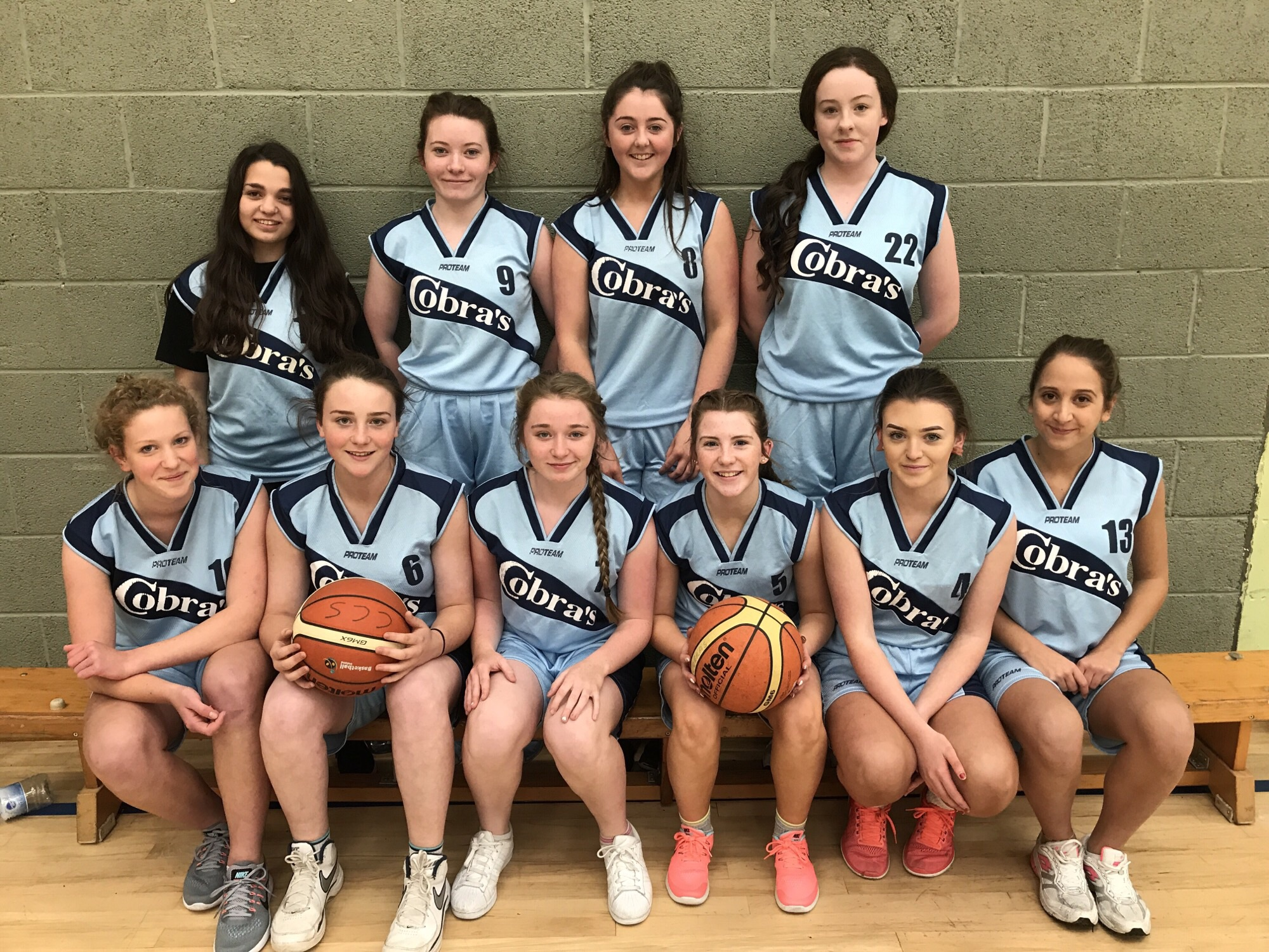 Causeway vs Colaiste Ide Girls Basketball