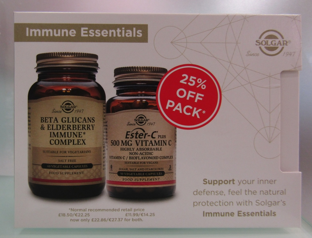 Solgar Immune Essentials