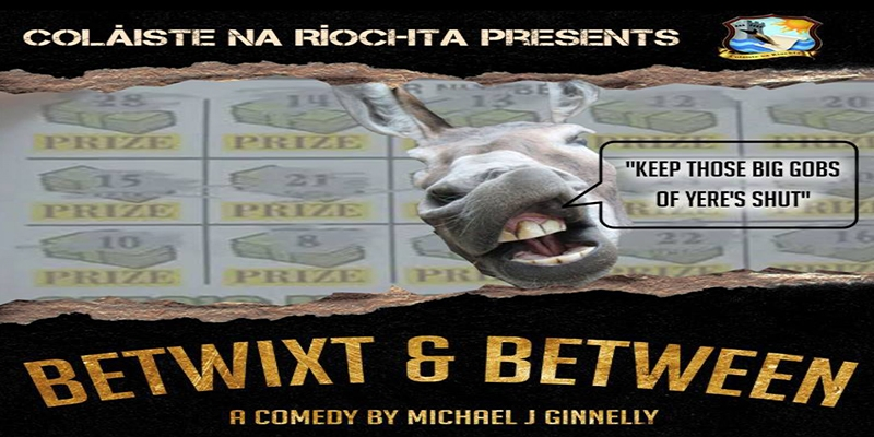 Don't miss Betwixt and Between tonight in St. Johns