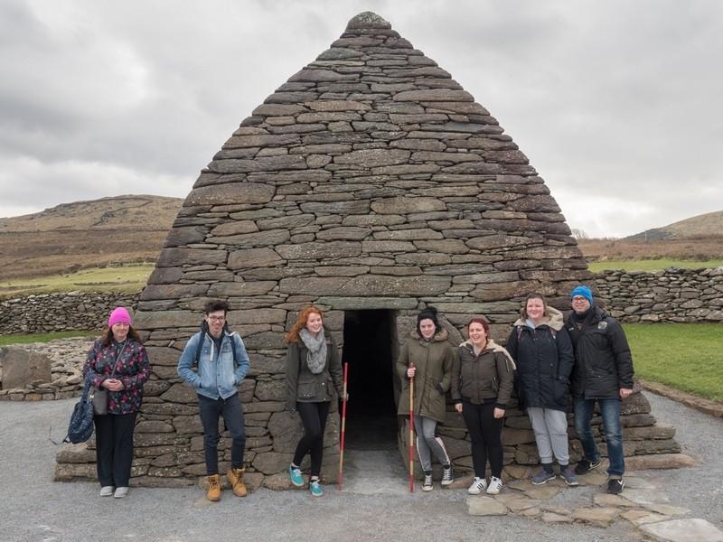 Pre-University Arts Archaeology Field Trip to Gallarus Oratory