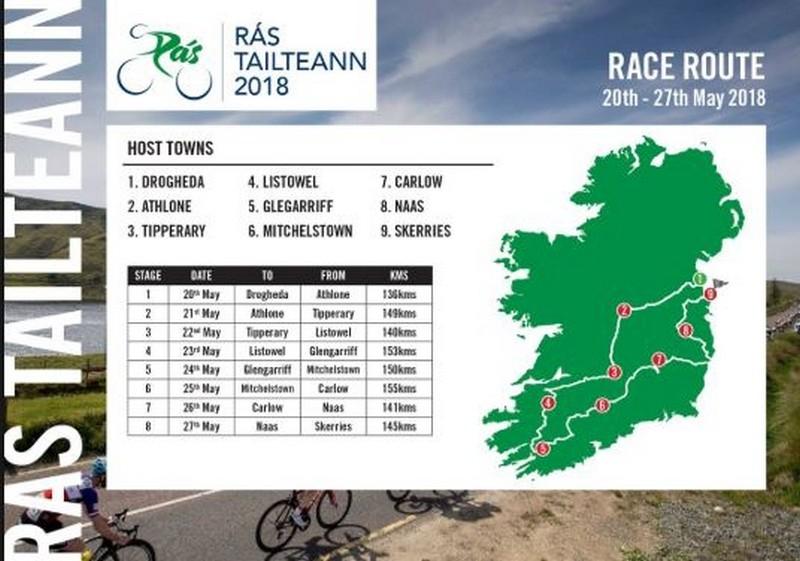 Ras Tailteann International Cycle Race