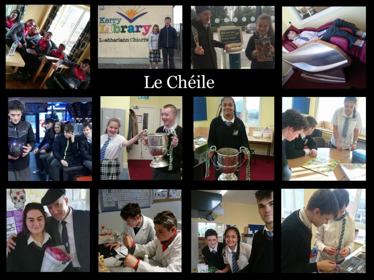 Le Chéile 2017-18