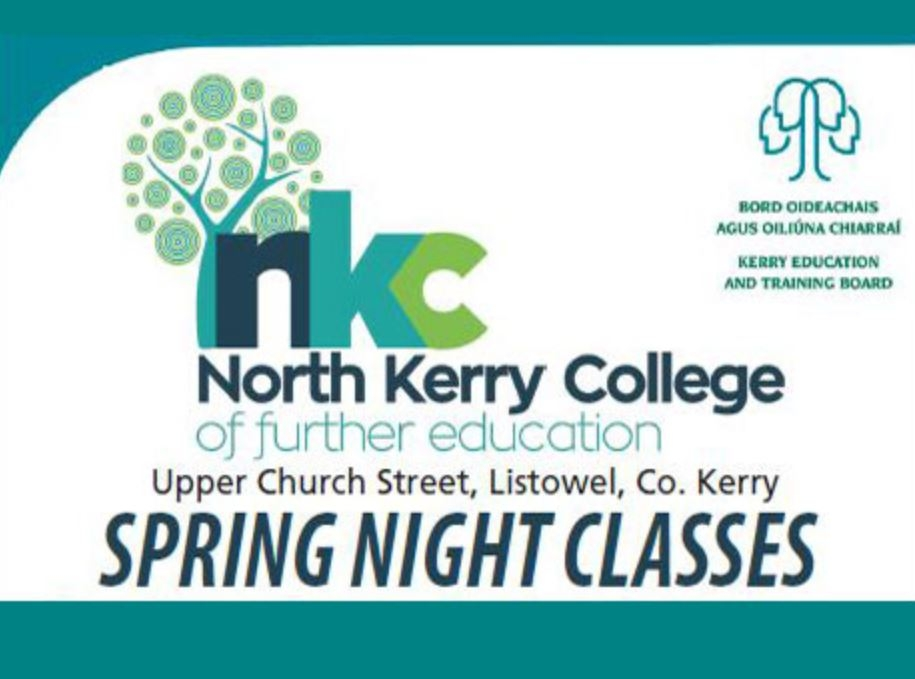 Night Classes Enrolment/Registration