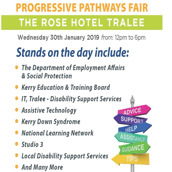 Progressive Pathways fair