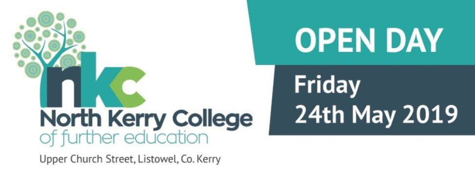North Kerry College Open Day 24th May 2019