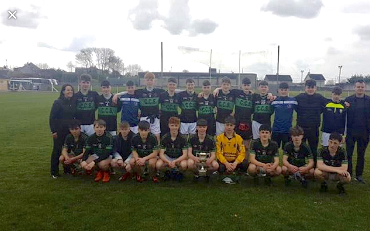 Causeway Crowned Munster Football Champions