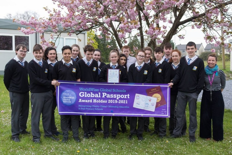 Diplomatic Passport in Global Citizenship Education from WorldWise Global Schools