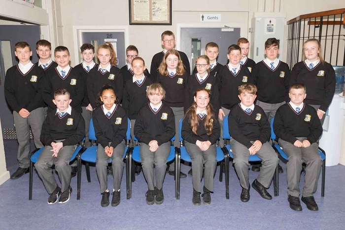 Welcome OAK- Our New First Year Class of 2019