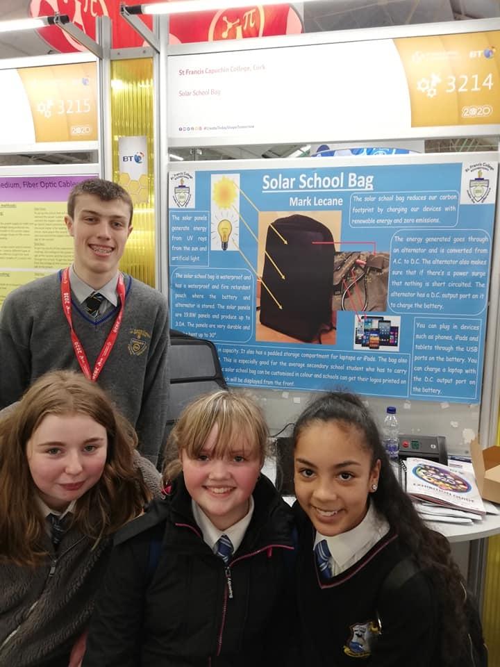 Trip to BT Science Fair