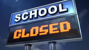 School Closure March 13th - 29th