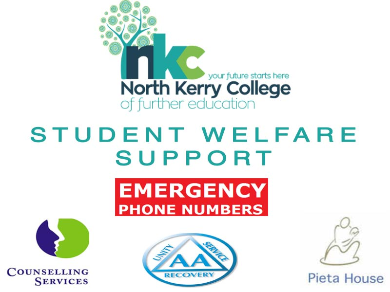 North Kerry College Student Supports