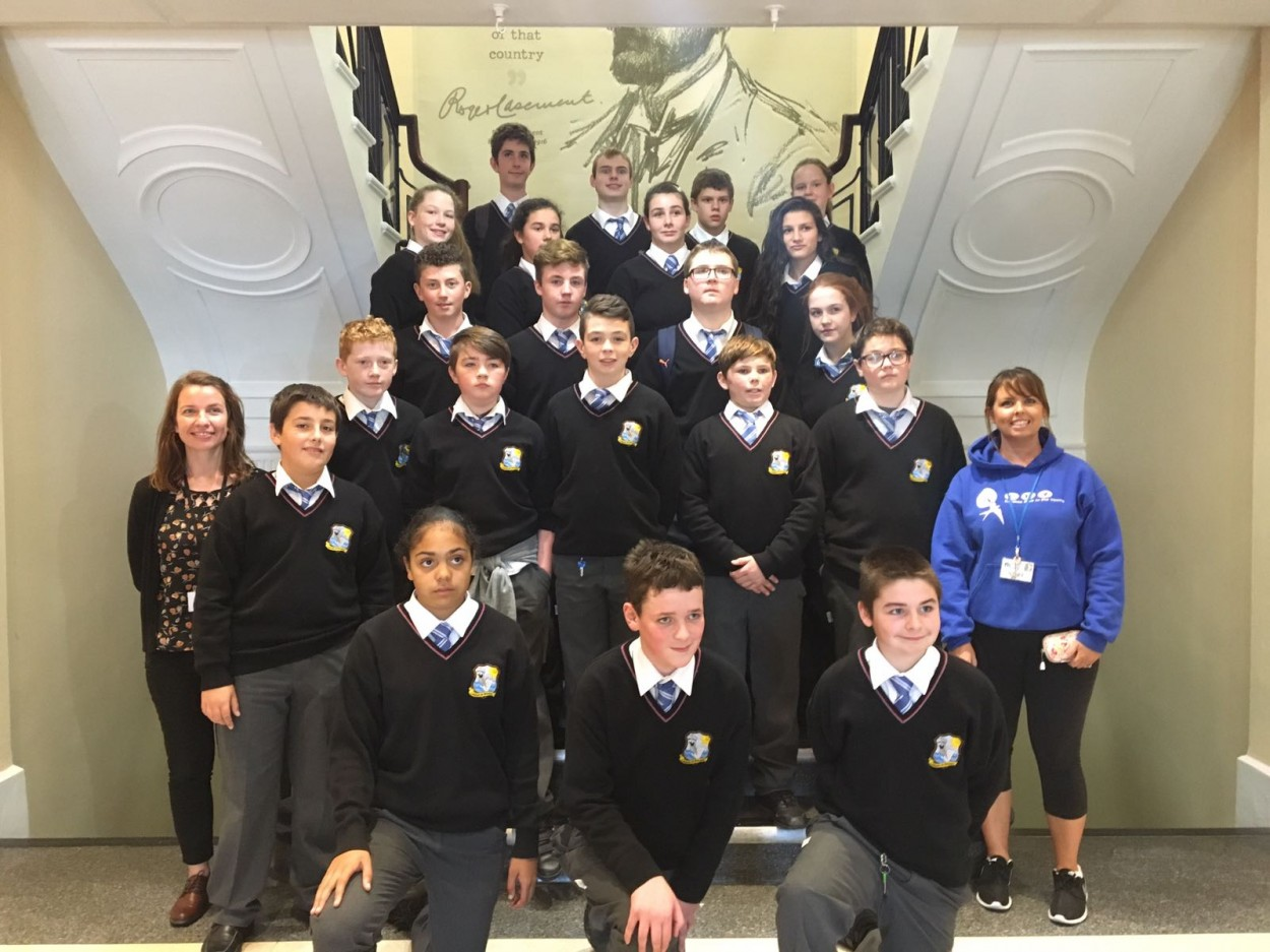School Tour to Tralee County Museum