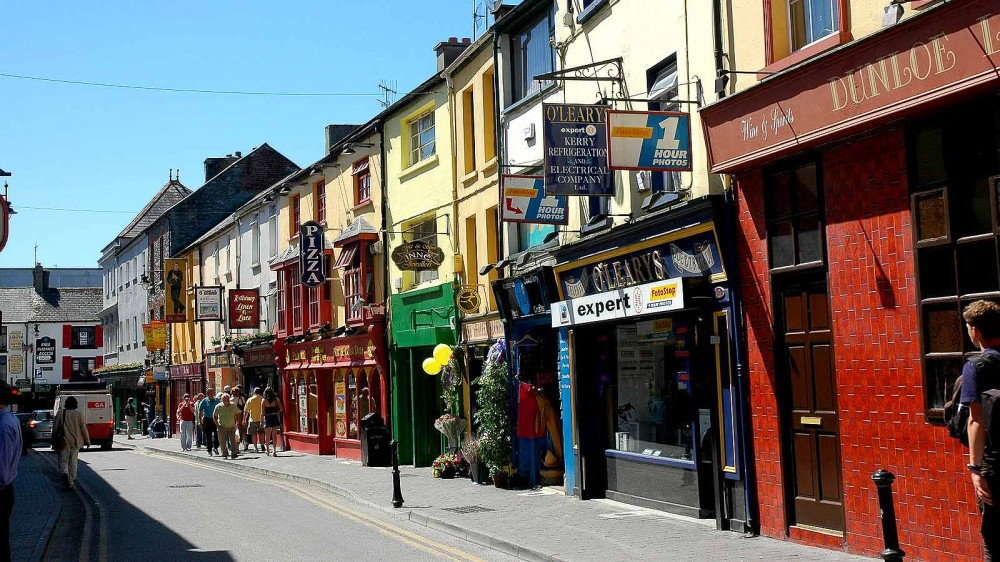 Bed And Breakfast Killarney Town